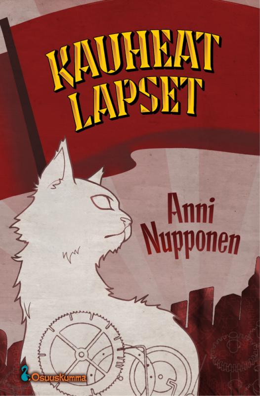 Anni Nupponen - Kauheat lapset